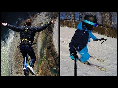 Sochi 2017 | Skiing | Bungy 207 | GoPro Travel