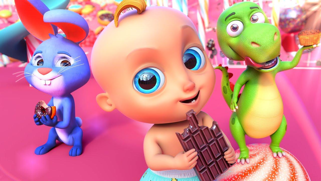 Zigalu e Chocolate   Músicas Infantis Brasileira   desenho infantil   looloo kıds dublado