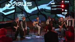 VIRUS 28 maart 2013: Edsart Udo de Haes - Recuerdos de Una Noche de Verano