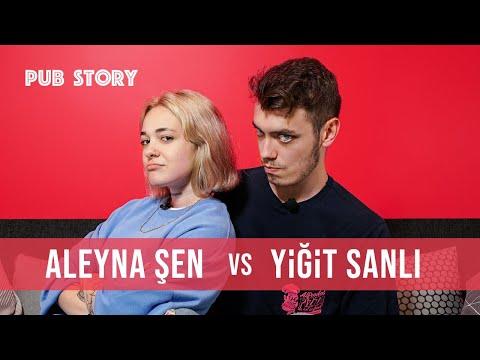 Akrabalarına Çıplak Fotoğrafını Yollasan Ne Yaparsın?   Aleyna Şen vs. Yiğit San