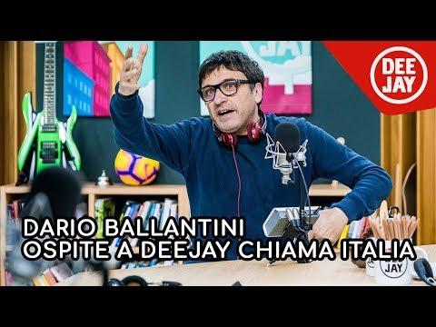 Deejay Chiama Italia - Puntata del 14 febbraio 2019 - Ospite Dario Ballantini