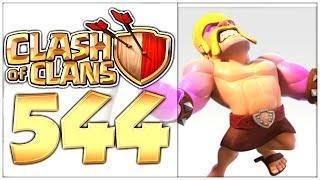 CLASH of CLANS Part 544: TOBENDER BARBAR auf Level 8 verbessern!