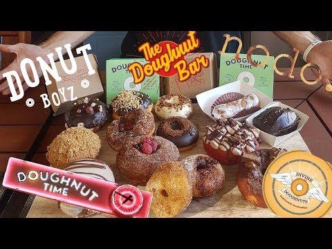 Brisbane's BEST DONUTS | Donut Adventure