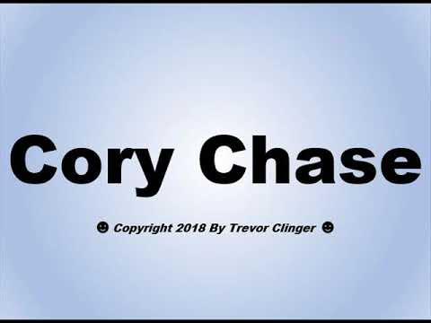 Cory Chase 9