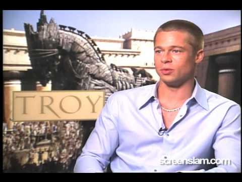 Troy: Brad Pitt Interview