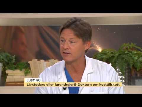 Doktorn om kosttillskott - livrddare eller lurendrejeri? - Nyhetsmorgon (TV4)