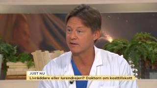 Doktorn om kosttillskott - livräddare eller lurendrejeri? - Nyhetsmorgon (TV4)