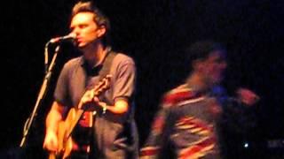 hard-fi - the king - live - bournemouth international centre - 12/12/07