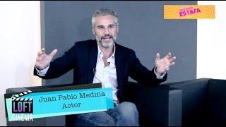 Juan Pablo Medina, protagoniza  Casi Una Gran Estafa, estrena 25 de agosto!