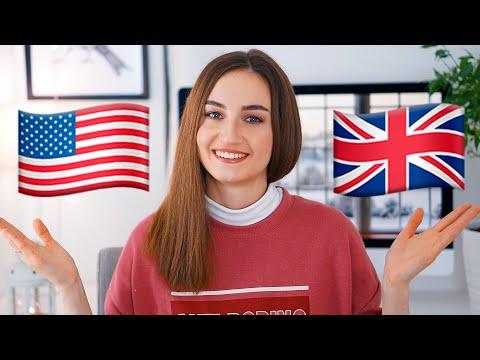 Эти 5 слов читаются по-разному в британском и американском английском│ English Spot