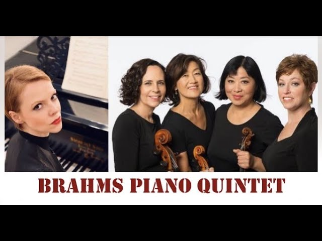 Brahms Quintet now on YouTube!