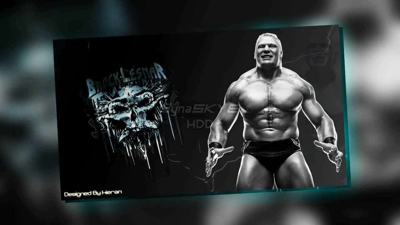 WWE BROCK LESNAR 2012 WALLPAPER HD