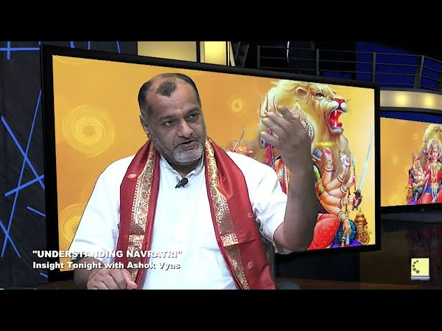 What is the Hindu Religious Festival of Navratri? - Shastri Jagdish Tripathi And Geta Setia