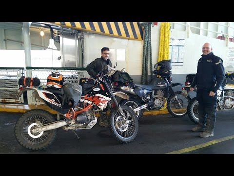 Thumper Day at Tayhuya: DR650's and a KTM690