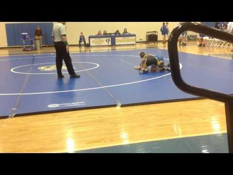 Matthew Wrestling Kerr Vance Academy 2013