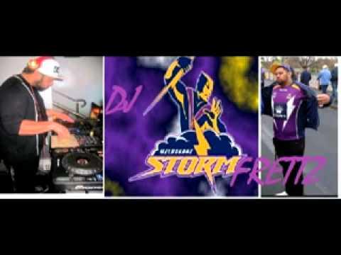 Dj Frettz - Melbourne Storm Theme Song Remix