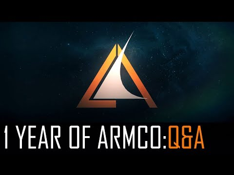 ARMCO 1st Anniversary! - Q&A with CaptainShack, Morph & Discord