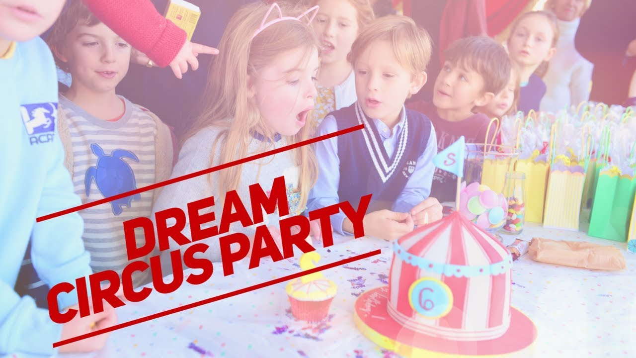 Big Top Children's Party Videos
