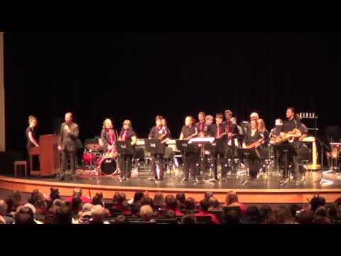 Senn Thomas Middle School Fall Concert 2017