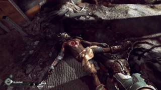 RAGE Walkthrough Part 8: Fixed My Framerate Stuttering & More Bandits (Let
