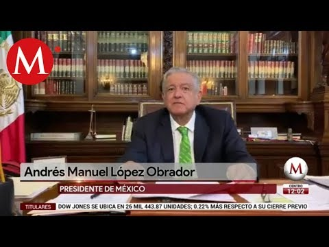 """AMLO firma memorándum """"sobre cancelación de reforma educativa"""""""