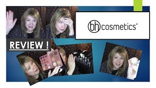 BH Cosmetics REVIEW ! Mature Face Products Test! Older Woman...