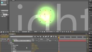 0304 After Effects) Glowing add lights