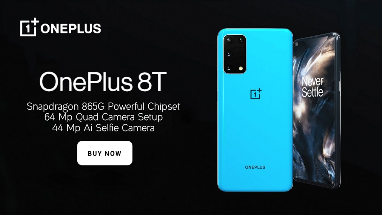OnePlus 8T 5G - Everything You Need To Know