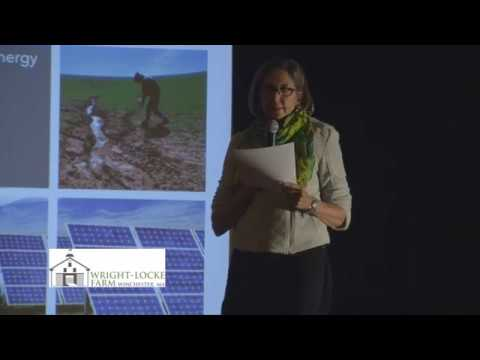 Health Benefits of Renewable Energy Choices (1/4): Wright-Locke Farm Speaker Series 2017