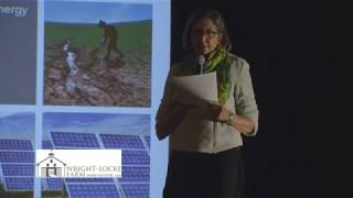 Wright-Locke Farm Speaker Series 217 - Health Benefits of Renewable Energy Choices (1/4)