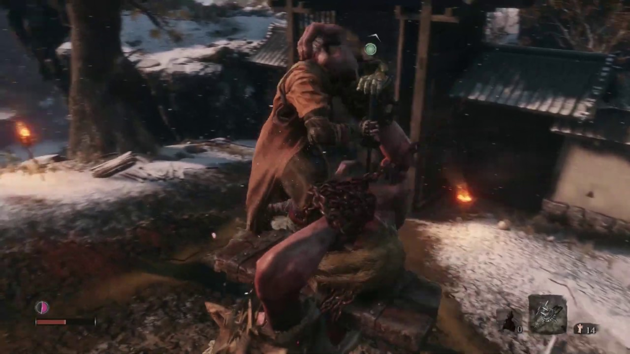 Sekiro Chained Ogre guide: How to stealth attack for an