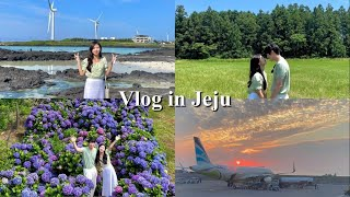 vlog. 제주도 2박3일 여행 브이로그 day3 (윈…