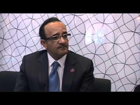 Ahmed Abdullah M. Alnuaimi, Chairman, Qatar Tourism Authority @ ITB Berlin 2012