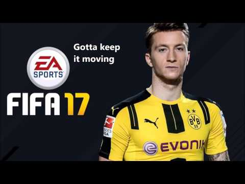 Up All Night - FIFA 17 (Lyrics)