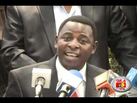Youth dismiss Mungiki meeting Kibaki