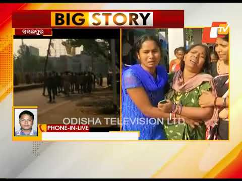 Tension In Sambalpur After Murder Of Youth