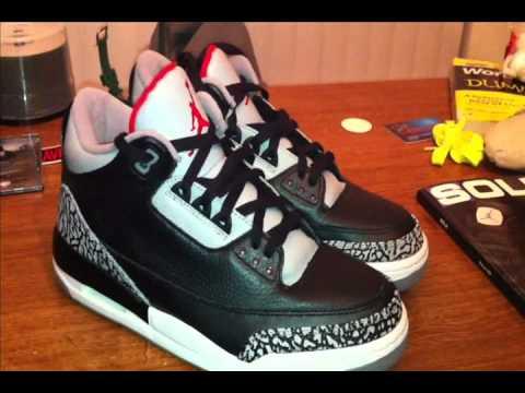 Air Jordan Review   4 Air Jordan III Promo - YouTube 62156d3141c8