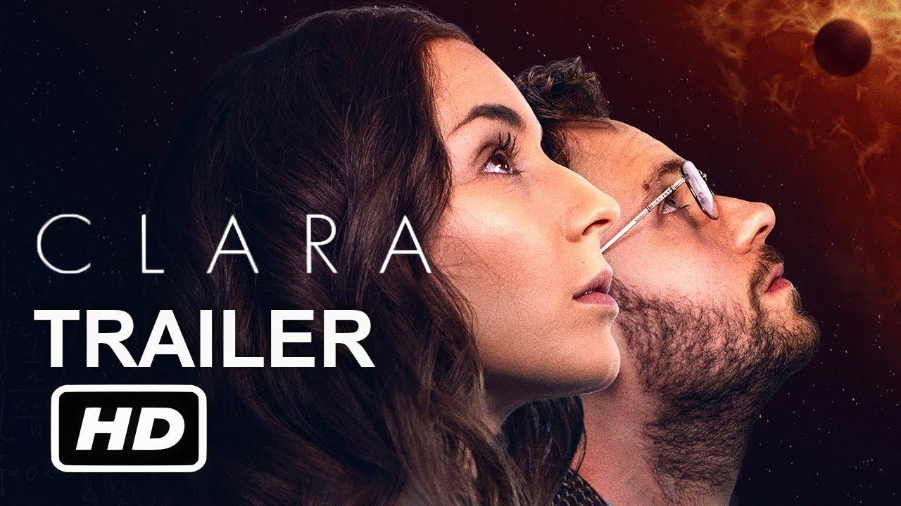 CLARA - TIFF Trailer (2018) - Troian Bellisario, Patrick J  Adams Sci-Fi  Drama Movie HD