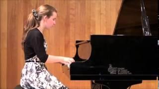 Mendelssohn  Andante et Rondo Capriccioso op.14 mi m.