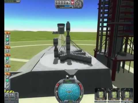 Messing Around in Kerbal Space Program |