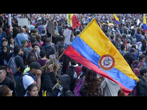Colombian Students, Unions Mobilize Against Neoliberal Reforms While Government Stalls