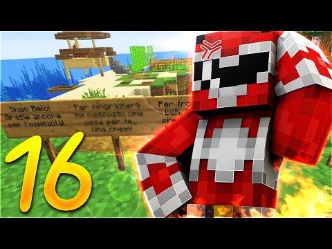 L' HACKER MI HA SFIDATO! UN EPISODIO SPECIALE! Minecraft ITA #16
