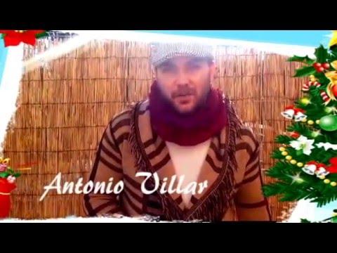 Antonio Villar desea feliz navidad a los Flamencos por el Mundo