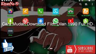 Cara Mudah Download Film Dilan Full Movie