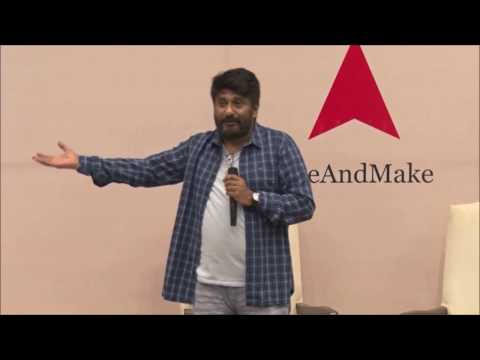 Policy BootCamp 2016 - Vivek Agnihotri on Cinema as a Discourse Builder