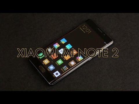 Lebih Dekat dengan Xiaomi Mi Note 2 Indonesia - Spesifikasi dan Harga
