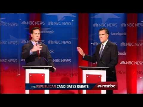 Gingrich slams Romney over political history