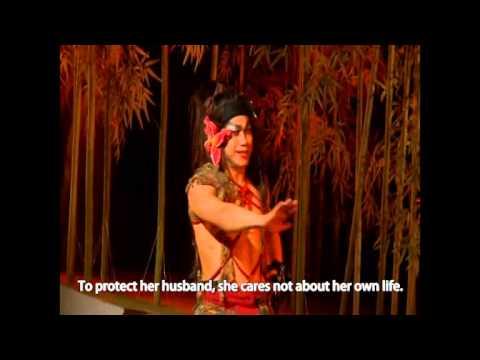 Jing Ju Opera Troupe of National Taiwan College of Performing Arts《Rashomon》