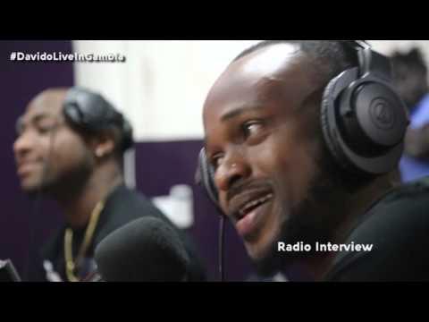 Davido In Gambia -  Visit Highlights