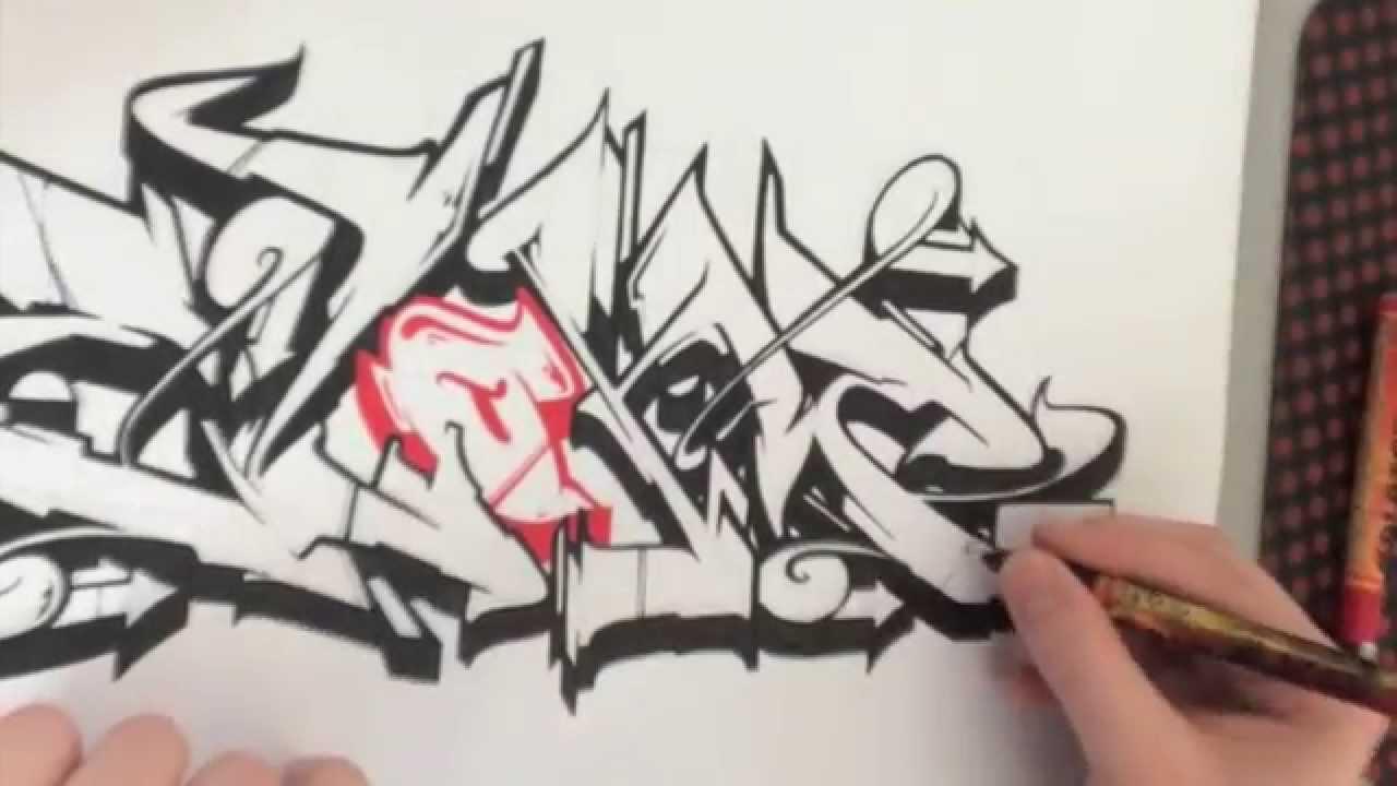Duplex Clone Graffiti Sketching